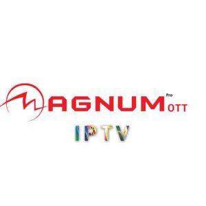 MAGNUM OTT Abonnement IPTV 12 mois